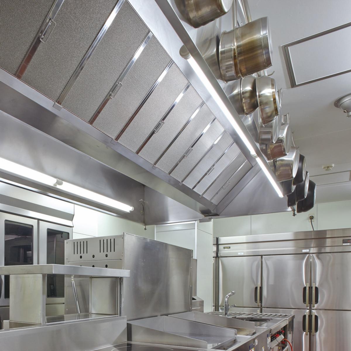 厨房クリーニング
